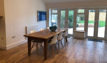 Dining room in shared house to rent in Weston Super Mare