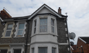 2 bed flat with garden to rent in Weston Super Mare
